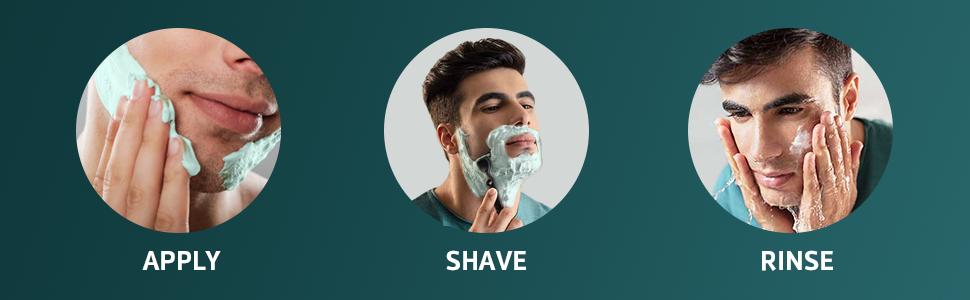 shaving foam, shaving, sensitive shaving foam