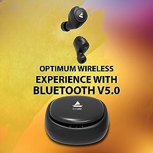 freesoulz, true wireless experience, 511, boAt, audio, nirvana, 5.0 bluetooth, enhanced connectivity