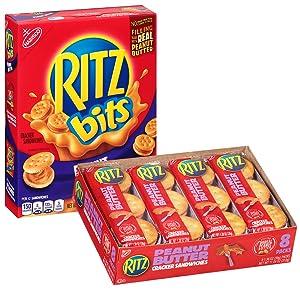 Ritz, Bits, Cracker, Sandwiches, Snacks
