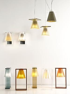 light air lampe kartell