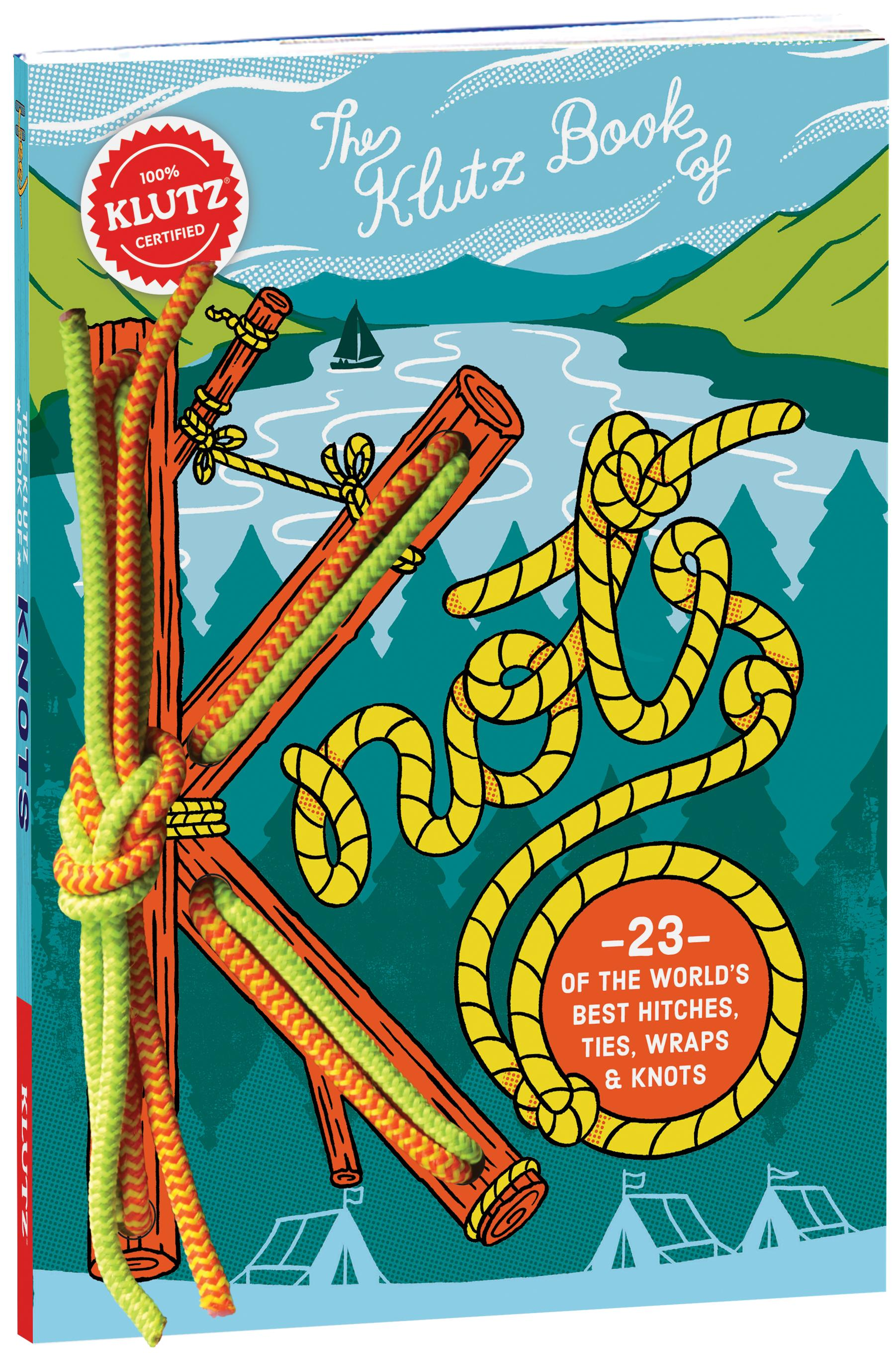 Amazon.com: Klutz Book of Knots Toy: Scholastic: Toys & Games
