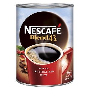 Nescafe Blend 43 Tin 500g