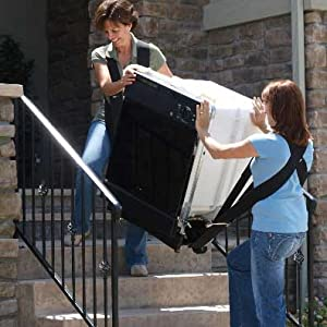 Shoulder Dolly 2 Person Lifting And Moving System Pipe