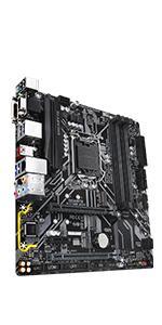 Intel, H370, motherboard, Lga 1151, mATX