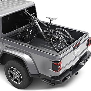 thule bike rack, thule truck bed bike rack, truck bike rack, truck bed bike rack, locking bike rack