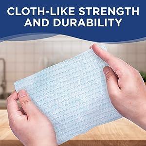 Cloth Like Durability