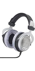 Beyerdynamic; headphones; studio; over-ear; dt 990;DT 990; pro; 80 ohm; 32 ohm; german