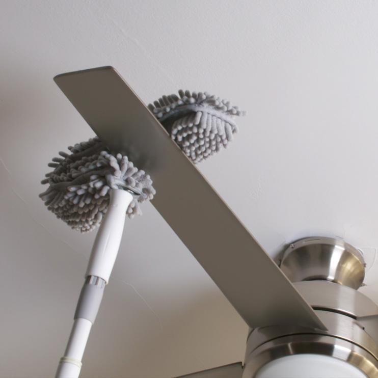 Amazon.com: Unger Microfiber Ceiling Fan Duster: UNGER