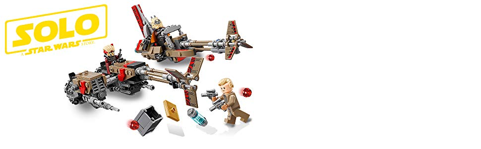 LEGO Star Wars - Cloud-Rider Swoop Bikes™ (75215)