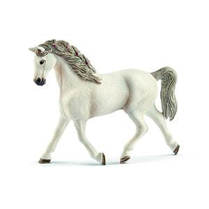 holsteiner mare, schleich mare figurines; schleich horses