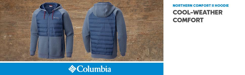 northern comfort ii hoodie