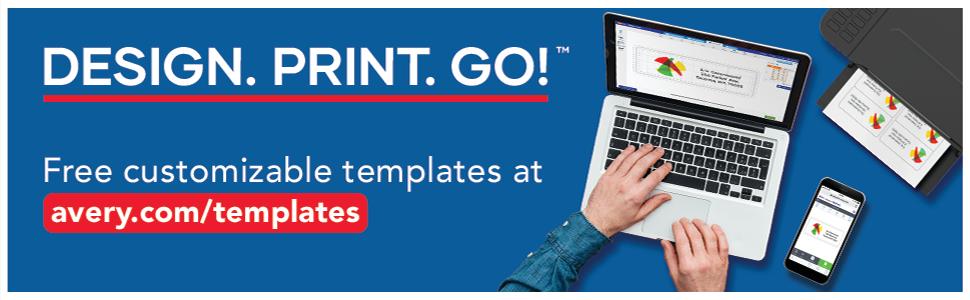 Design. Print. Go!