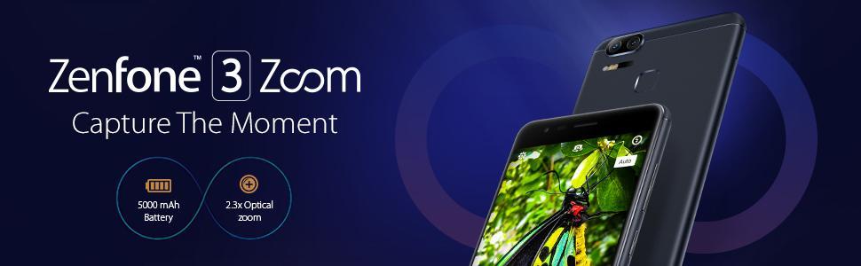 Amazon ASUS ZE553KL S625 3G32G BK ZenFone 3 Zoom 55