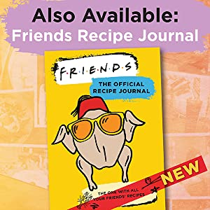 Also Available: Friends Recipe Journal