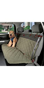Amazon Com Solvit Waterproof Bench Seat Cover Pet Bed