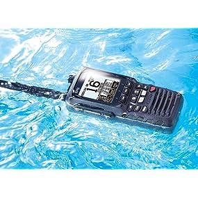 VHF;handheld VHF;VHF radio