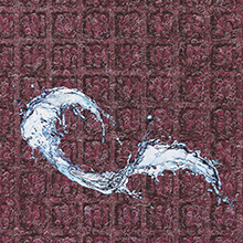 Fade resistant, stain resistant, durable, color fastness, indoor mat, outdoor mat, entrance mat