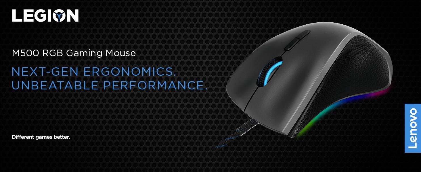 Lenovo M500 Mouse