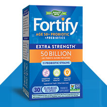 Fortify Age 50+ Probiotic