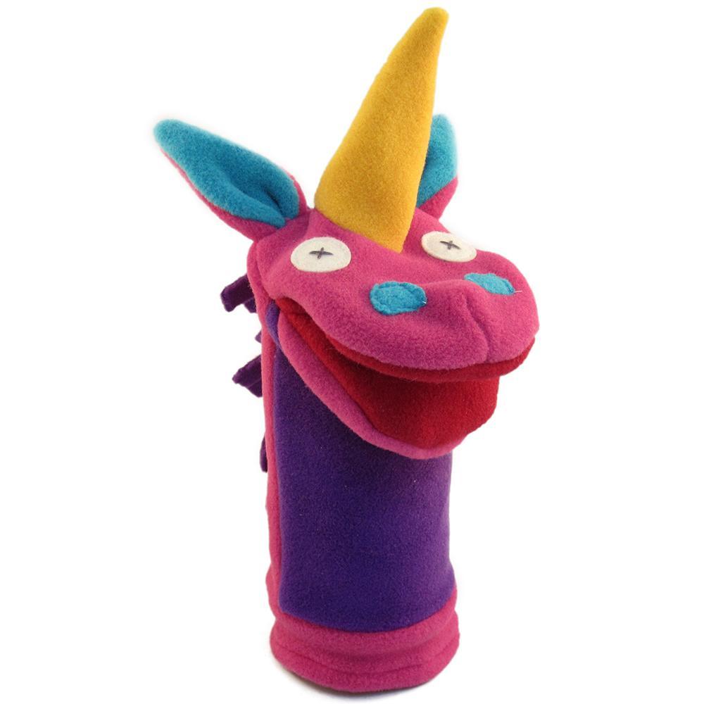 "Amazon.com: Cate and Levi 12"" Handmade Softy Dragon Hand"