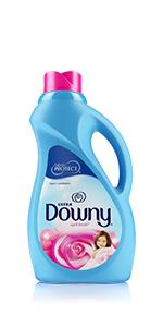 Laundry, fabric softener, fabric conditioner, detergent, downy, ultra downy, heats