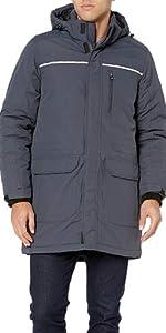 Warm Winter Coat Parka