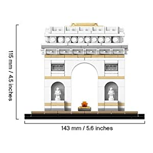 lego architecture arc de triomphe 21036. Black Bedroom Furniture Sets. Home Design Ideas