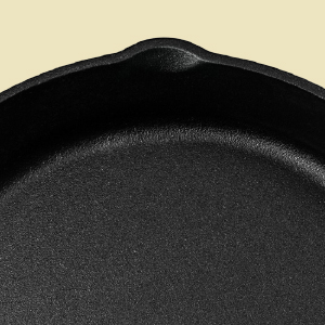 Legend Cast Iron Skillet 12 Inch | EXTRA LONG HANDLE For Better Grip | Cast Iron Pan For Frying, Cooking, Baking On Induction, Electric, Gas & In Oven ...