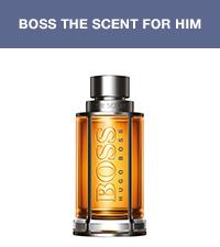 Boss Bottled the Scent for Him