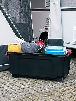 Boîte de rangement pour garage Store it all box