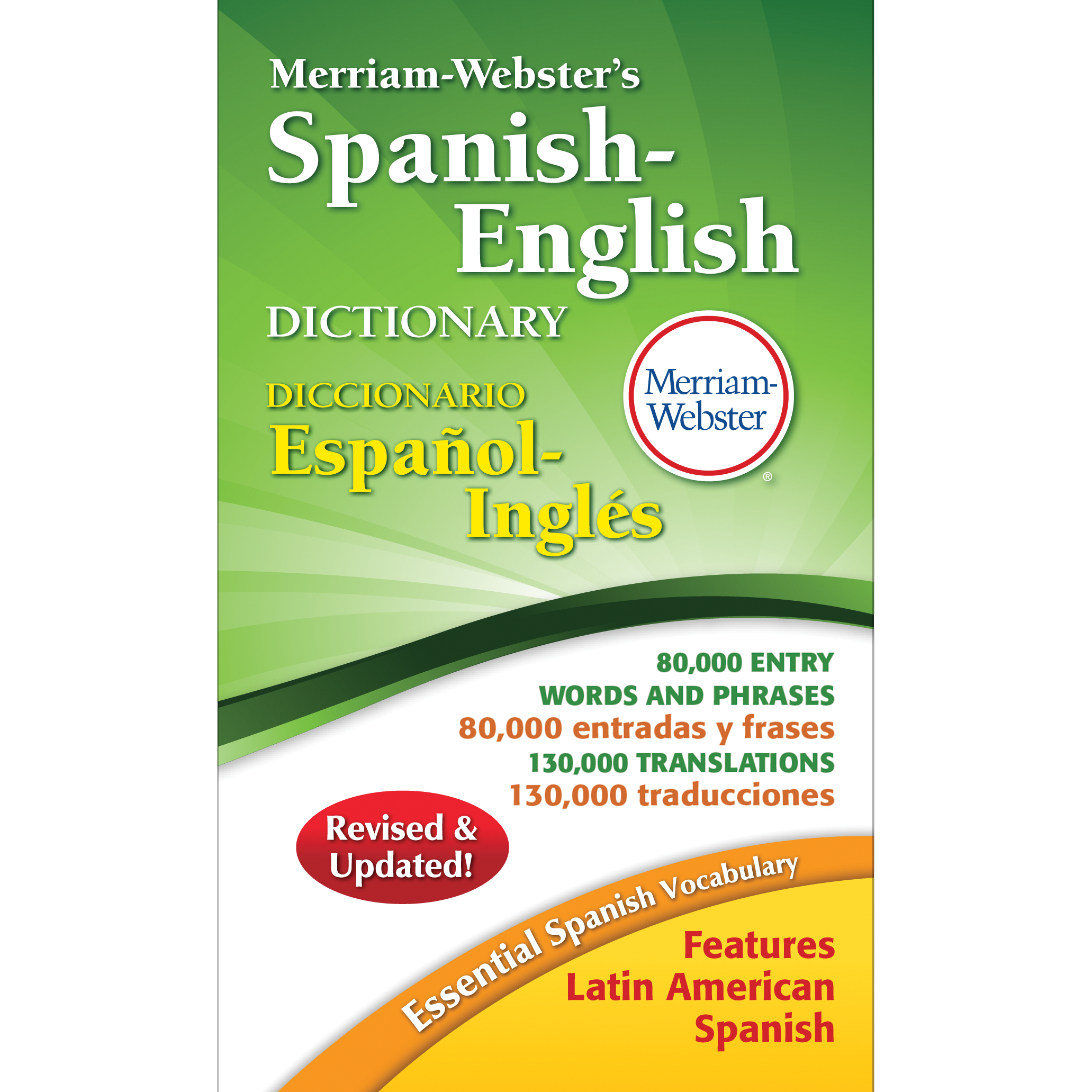 Merriam-Webster's Spanish-English Dictionary, New Copyright