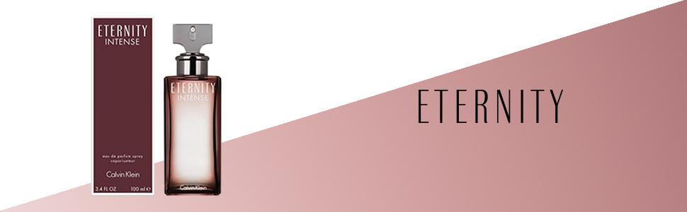 Calvin Klein Eternity Intense Women Eau De Parfum, 3.4 Fl Oz