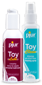pjur Toy Lube & Clean