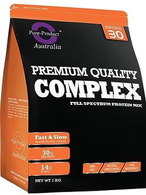 complex, protein, whey, premium quality, whey blend, protein blend, whey, casein, supplements