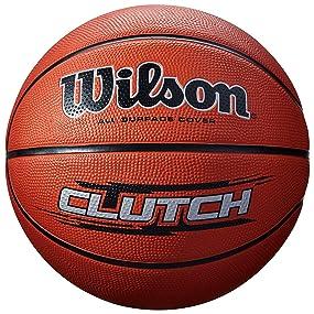 Wilson Clutch Balón, Unisex, Negro/Azul, 7: Amazon.es: Deportes y ...