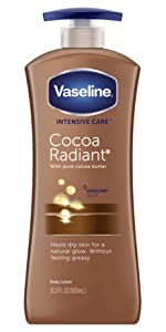 Vaseline Intensive Care Body Lotion Cocoa Radiant