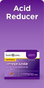 Acid Reducer Omeprazole