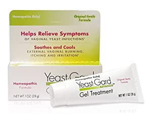 yeastgard gel yeast infection treatment