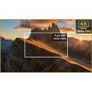 Grabación 4K UHD 30p