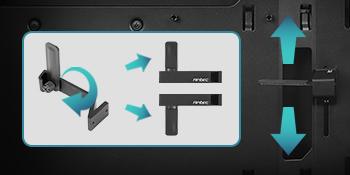 Aluminum Graphics Gard Holder