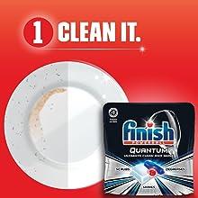 Amazon.com: Finish - Quantum - 68ct - Dishwasher Detergent