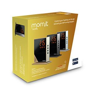 3. momit Home Thermostat adicionales