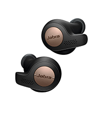 Jabra Elite Active 65t Alexa Enabled True Wireless Sports Earbuds with Charging Case