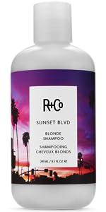 shampoo for blondes; purple shampoo; brightening shampoo