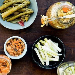 Fermented Vegetables Kimchi