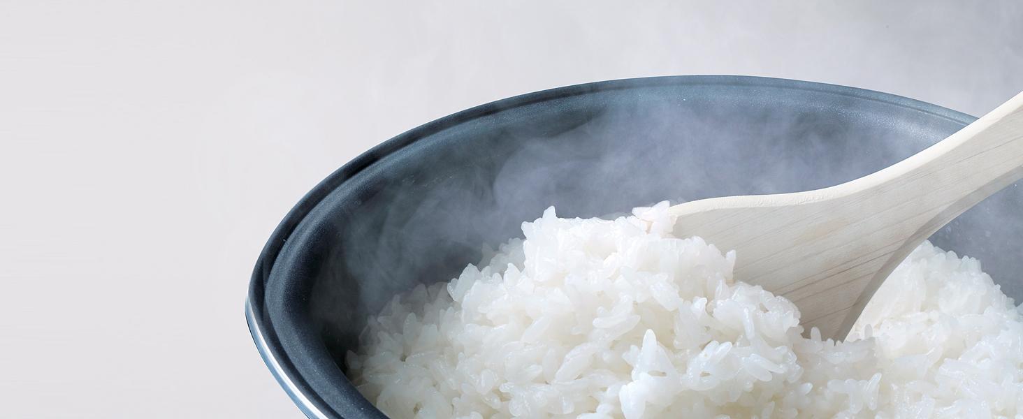パナソニック panasonic 松下 炊飯器 Wおどり炊き おどり炊き 米 おどらせる ふっくら 炊きたて 保温 スチーム 加熱 竈炊き 甘み もちもち ツヤ ハリ うまさ引き出す こだわり お米