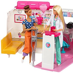 Клиника ухода Барби