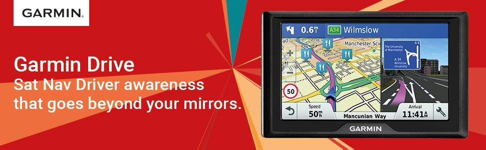 sat;nav;satellite;navigation;essential;driver;awareness;features;alerts