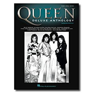 Queen Deluxe Anthology Updated Edition Pvg Queen 0888680754280 Amazon Com Books