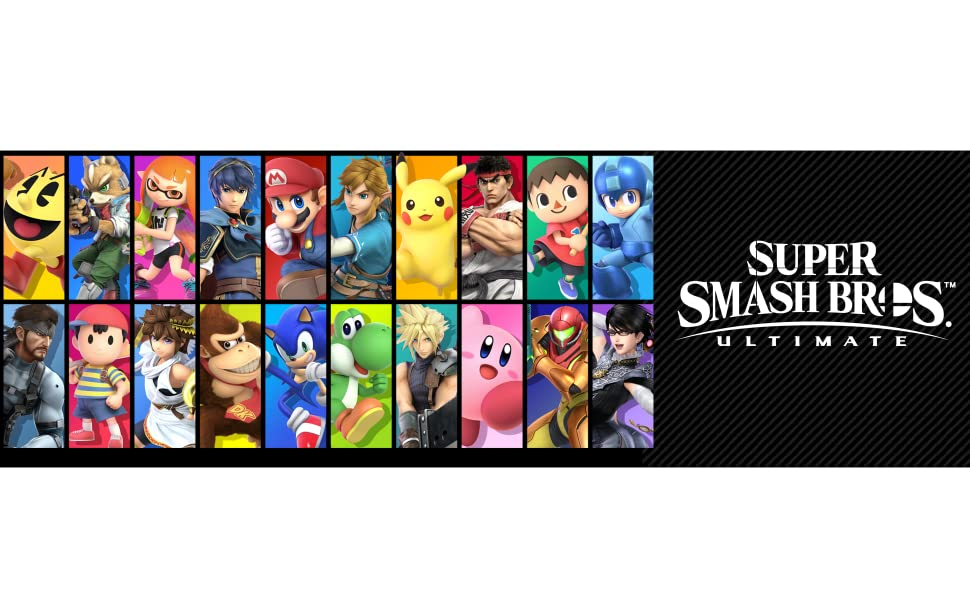 Super Smash Bros Banner